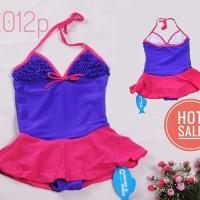Baju renang anak bayi Century swimsuit Bikin Baby Century Purple