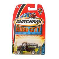 Matchbox Hero City All Terrain Fire Tanker