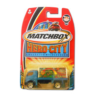 Matchbox Hero City Billboard Truck