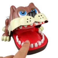 Jual Luck Dog Bulldog Dentist Game Toys - Mainan Gigi Bulldog - Running Man Murah