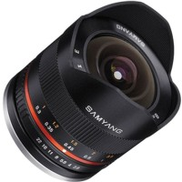Lensa Samyang 8mm f/2.8 Fisheye II for Fujifilm X Mount