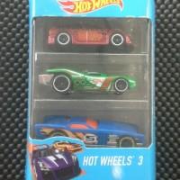 Hot Wheels 3 Packs Govner PrototypeH24 Audacious