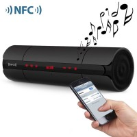 Speaker Bluetooth+NFC Super Bass Radio/Tf Card KR8800