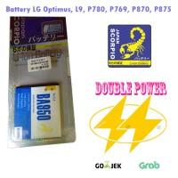BATTERY Baterai SONY Xperia ZR BA950 Double power Dobel BA 950 Experia