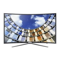 SAMSUNG 55 Inch LED TV Curved Smart Digital Full HD 55M6300