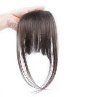 Jual Hair Clip Thin Straigh Fake Bangs Poni Depan Tipis Murah