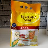 Tropicana Slim Sweetener Classic isi 160 pcs sachet