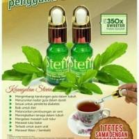 Jual Gula Stefia Original Pemanis Alami Nol Kalori Natural Stevia Sweetener Murah