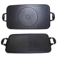 Jual Multi Grill Pan alat panggang pemanggang sate serbaguna anti lengket Murah