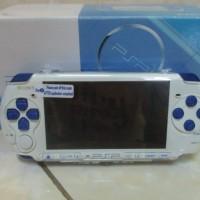 MURAH!! SONY PSP SLIM 3000 LIMITED EDITION WHITE BLUE