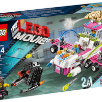 70804 Lego The Movie - Ice Cream Machine