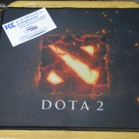 Mousepad High Quality Medium Motif Dota 2 Control Edition - Bordir
