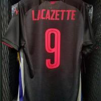 Jual Jersey Original Arsenal 3rd + LACAZETTE Cup Version 2017/2018 Murah