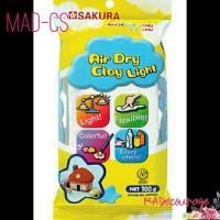 Jual Sakura Air Dry Clay Murah