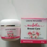 Cream Cantik Payudara Nabila Beast Care Cream Perawatan Payudara