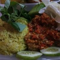 Jual paket Nasi Liwet & Ayam Geprek dower Murah