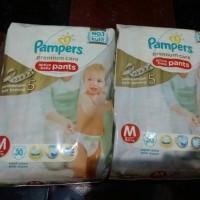 Jual Pampers Premium Care M30 pants Murah