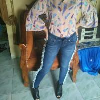 Jual Jeans tassel murah Murah