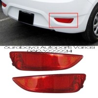 Lampu Bemper Belakang Hyundai Grand Avega Genuin Part Per Pc