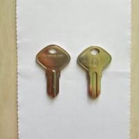 Bahan Kunci Rolling Door Material Babet