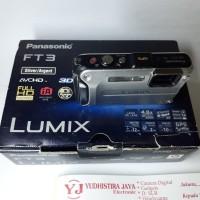 Panasonic LUMIX DMC-FT3 LEICA-Lens GPS Kompas Built-In Waterproof Cam