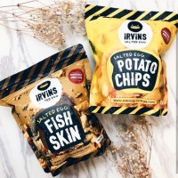 irvins salted egg potato chips small