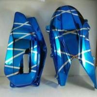 Variasi Cover CVT+HAWA Blue X Motor Honda Vario 125 New,150 Termurah.