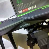 Drone Xiro Xplorer 4K no gimbal