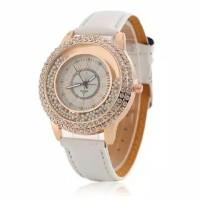 jam tangan wanita Merk Gogoey Quartz/fashion wanita/jam cewe anti air