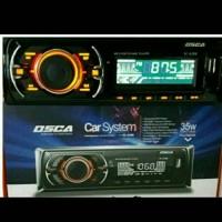 Jual TAPE Mobil OSCA SC-6288 Usb/Mmc/Mp3/Sd player/Fm Murah