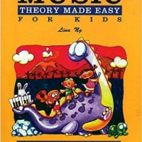 Theory Made Easy for Little Children Book 1, Book 2