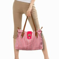 Jual tote bag with sling whoopees 5021 Murah