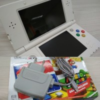 Jual Nintendo New 3DS Mario Edition (CFW Luma 32 GB) Murah