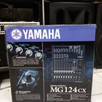 Mixer yamaha MG124CX NEW