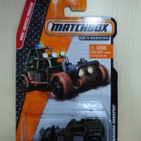 Matchbox Heroic Rescue - Sahara Sweeper