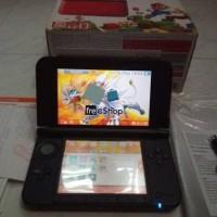 Jual Nintendo 3ds XL red cfw luma Murah