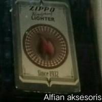 zippo 28831 windproof since 1932 brushed chrome finish lighter