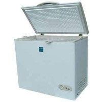 Sharp Chest freezer box frv-127 pembeku daging es 141 liter frv 127