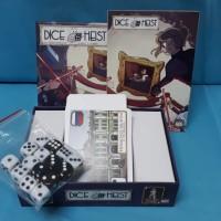 Board Game Dice Heist by AEG