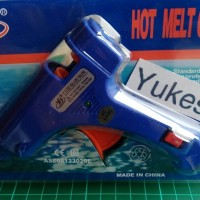 Jual Hot Melt Glue Gun on / off Murah