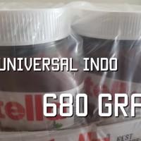 Jual Nutella / nutella ferrero / berat bersih 680gr Murah