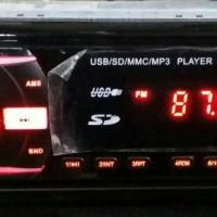 Jual TAPE MOBIL USB/MMC/MP3/SD CARD/FM Murah