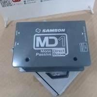 Direct Box Samson MD1 Mono Passive Harga Murah Kualitas Bagus Punya