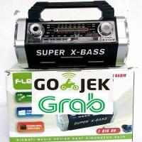 Jual Radio Rodja Am Fm Sd Card Usb Flasdisk Speaker Aktif Emergency Lamp Murah