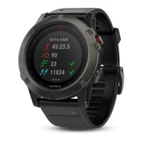 harga Garmin Fenix 5x Sapphire Slate Gray Gps Watch[sku: Ap753759181796-k] Tokopedia.com