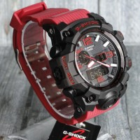 Jam Tangan Casio G Shock MUDMASTER GWG1000 Red / Merah water resist