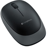Jual  Logitech Wireless Mouse  M165  Black T1310 Murah