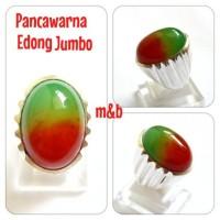 Jual CINCIN PANCAWARNA EDONG JUMBO HQ Murah Murah