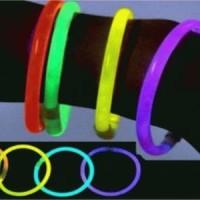Jual New Glow Triple Stick Gelang Tongkat Fosfor Pesta Konser Year Light LS Murah