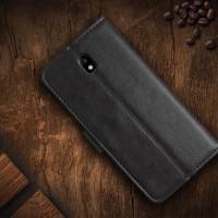 Leather Kulit FLIP COVER WALLET Casing Samsung J3 J7 PRO 2017 Case HP